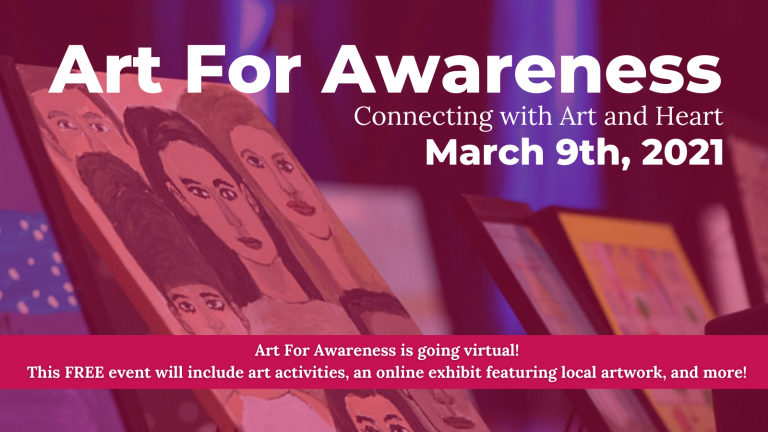 Slideshow Art for Awareness 2021