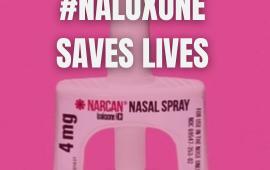#NaloxoneSavesLives